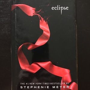Other - The Twilight Saga - Hardcover Book - Eclipse